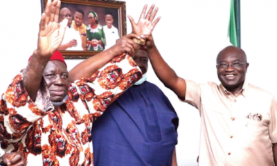 South East Govs React To Obiozor's Election As New Ohanaeze President