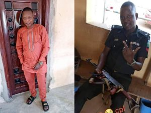 Osun Police Officer Killed 300x225 - DSS Officials Allegedly Beat Police Officer To Death In Osun