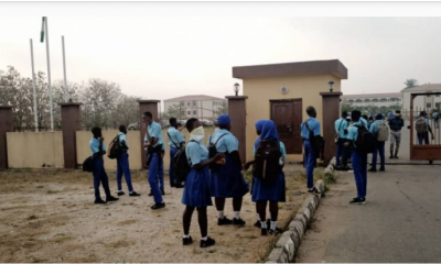 COVID-19: No Test Required For Returning Students – FG