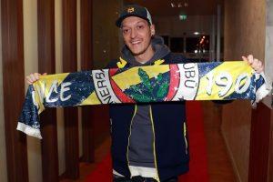 Ozil fenerbache 300x200 - Transfer: Mesut Ozil Completes Fenerbahce Move