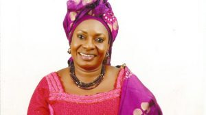Pauline Tallen 300x168 - President Buhari's Minister Recovers From COVID-19