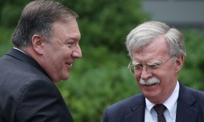 China Imposes Sanction On Pompeo, Bolton,26 Others