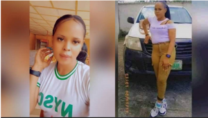 Princess Odume 300x170 - Corps Member Who Hacked Man To Death In Akwa-Ibom Explains Why She Did It
