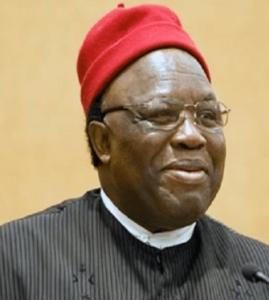 Prof. George Obiozor 269x300 - Prof. Obiozor Is A Seasoned Administrator Capable Of Leading Ohanaeze – PDP