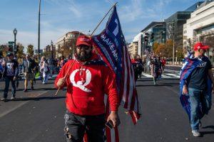 QAnon 300x200 - Twitter Removes 70,000 Accounts Linked To The Pro-Trump Movement QAnon