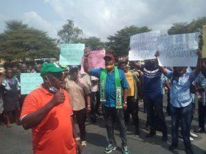 SSANU NASU 300x225 - University Workers Begin Indefinite Strike