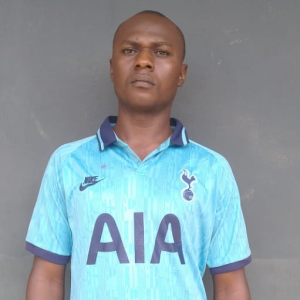 Security guard in Ogun 300x300 - Man Arrested For Stealing Church Offering Box In Ogun