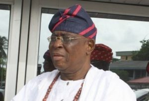 Segun Osoba 300x204 - 2023: Tinubu Has Right To Contest For President – Osoba