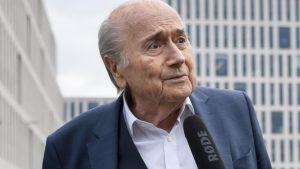 Sepp Blatter 300x169 - Ex-FIFA President, Sepp Blatter Hospitalised
