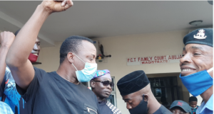 Sowore freed 300x161 - BREAKING: Court Grants Sowore, Others N20m Bail