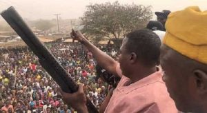 Sunday Igboho 2 300x164 - Herdsmen: Finally, Sunday Igboho Lists Demands To End Quit Notice