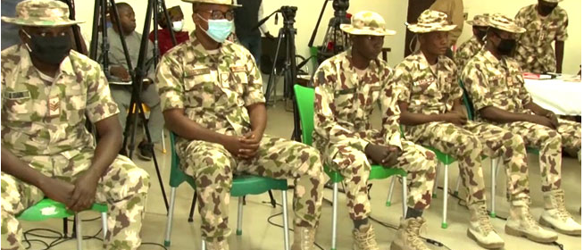 Army To Court Martial 158 Soldiers For Alleged Misconduct