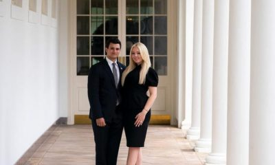 Trump's Daughter Announces Engagement To Nigerian-bred Fiancé