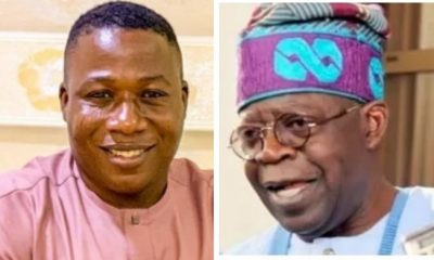 Igboho Shares Details Of His Meeting With Tinubu In Lagos