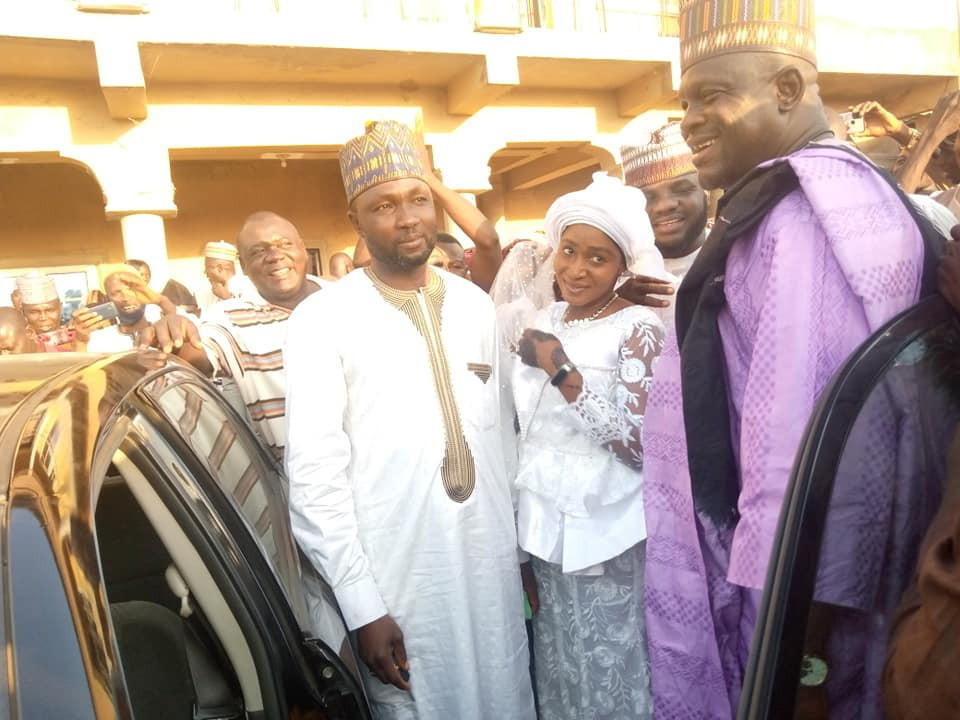 Wedding gift 3 - Lawmaker's Aide Gets Brand New Car, N10m As Gift At His Wedding – [Photos]