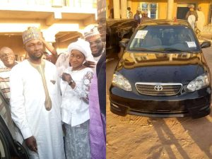 Wedding gift for plateau lawmakers aide 300x225 - Lawmaker's Aide Gets Brand New Car, N10m As Gift At His Wedding – [Photos]