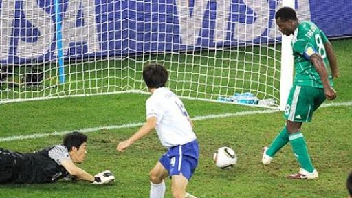 Why I Won't Apologise For 2010 World Cup Goal Miss – Aiyegbeni