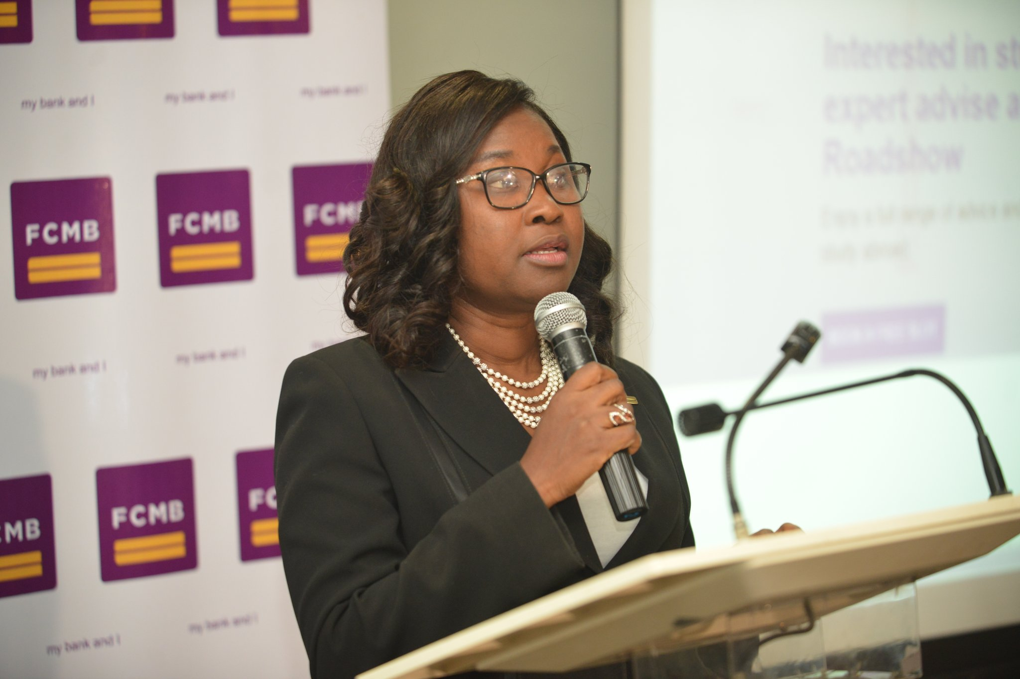 BREAKING: FCMB Names Yemisi Edun As New Acting MD/CEO