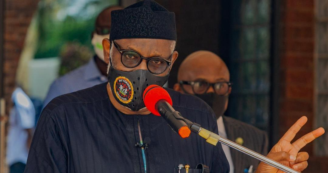 Akeredolu Reveals Solution To Insecurity In Nigeria