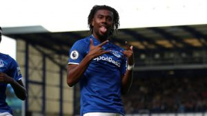 alex iwobi fc everton 300x168 - EPL: Iwobi Scores After 15 Months Without Goal
