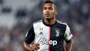 alex sandro 300x171 - Juventus Star, Alex Sandro Tests Positive For Coronavirus