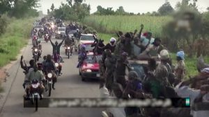 boko haram1 300x169 - Army Reacts As Boko Haram Clash With ISWAP In Fierce Battle
