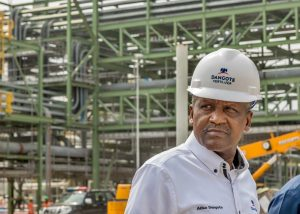 dangote 300x214 - Another Lady 'Disgrace' Africa's Richest Man Aliko Dangote