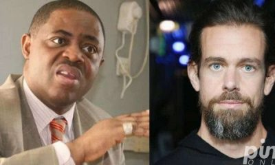 Abuse Of Power! Fani-Kayode Roasts Jack Over Trump's Twitter Ban