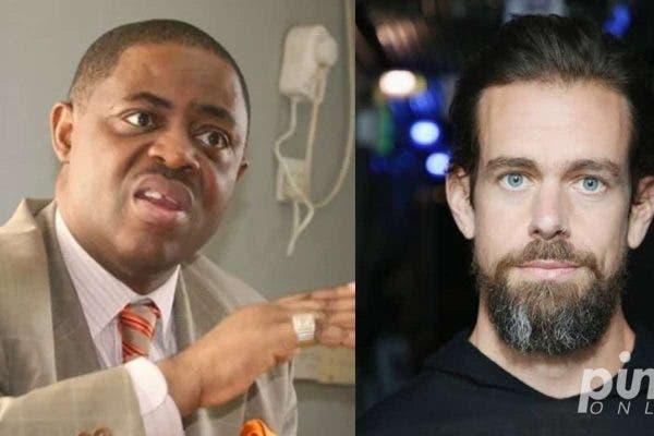 Abuse Of Power! Fani-Kayode Roasts Jack Over Trump's Twitter Ban