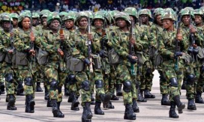 Army Deploys 300 Female Soldiers To Tackle Bandits In Kaduna