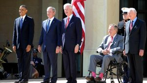 """former American presidents 300x169 - """"Dishonor"""", """"Distrust"""", """"Irresponsibility"""": Former American Presidents React To Capitol Hill Violence"""