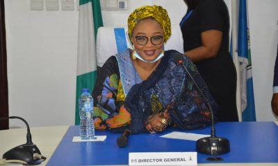 New NAPTIP DG Sulaiman-Ibrahim Resumes Office Despite Controversies