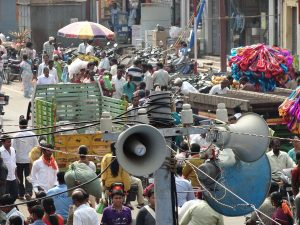 noise pollution in Lagos 300x225 - Churches, Mosques Responsible For Most Cases Of Noise Pollution In Lagos State – LASEPA