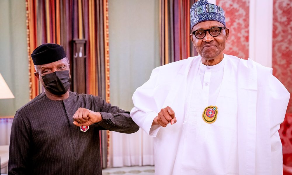 Some People Trying To Turn Osinbajo Against Buhari – FG