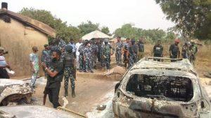 Police Commissioner, Govt Delegation Visit Igangan