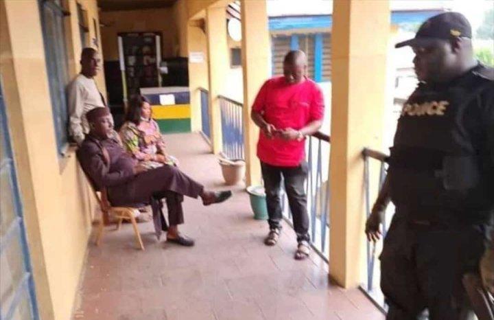 33 5 - Breaking: Senator Okorocha Arrested By Police (Photos)