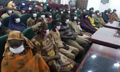 We Slept With Cows, Drank Contaminated Water - Freed Niger Passengers