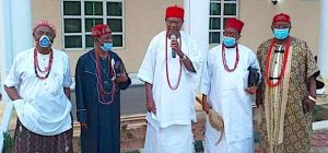 Anxiety As Anambra Monarchs Undergo Tests Over COVID-19 Scare
