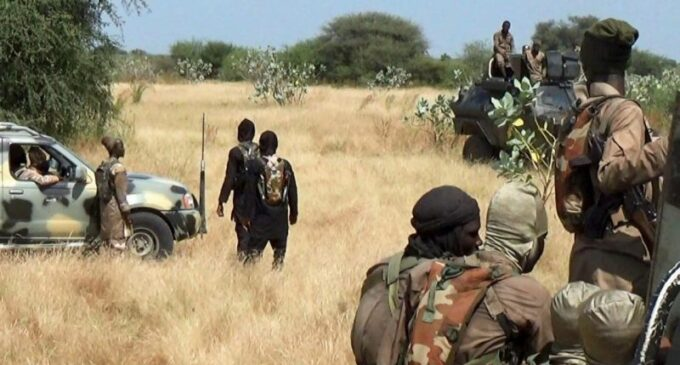 How Fleeing Boko Haram Fighters Kill Two Soldiers As Air Force Bombard Terrorists