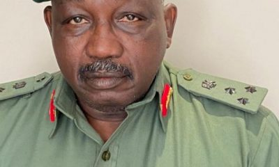 Breaking: Nigerian Army Appoints New Spokesperson