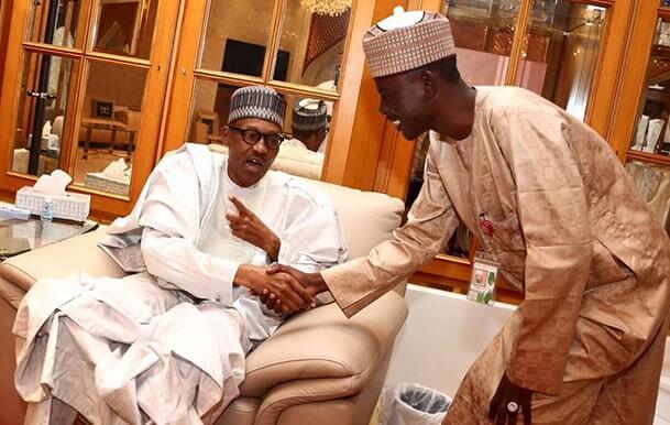Buhari Quietly Appoints Bashir Ahmad Head Of Petroleum Ministry Department