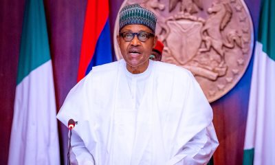 'We're Doing Our Best To Curb Insecuirty' - Buhari Reacts To Release Of Afaka Students