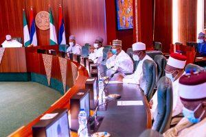 Buhari meets Borno and Yobe delegations 300x200 - Why Borno, Yobe Elders Visited Buhari In Abuja