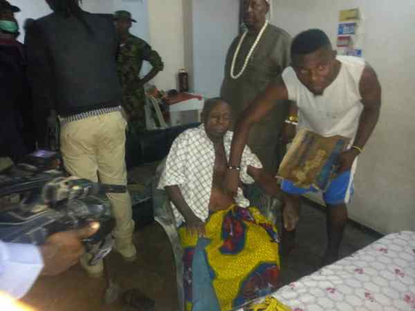 80 Year-Old Cross River Monarch Regains Freedom
