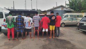 EFCC Benin 300x169 - EFCC Nabs 20 In Benin Over Alleged Internet Fraud
