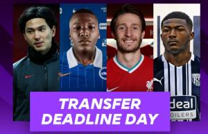 EPL 300x193 - English Premier League: All Deadline Day Done Deals