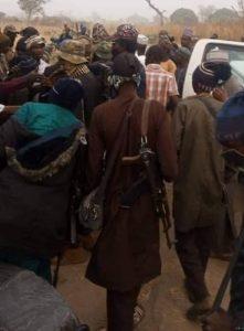 Kagara Abduction: Bandits Speak On Releasing Kidnapped Students, Staff