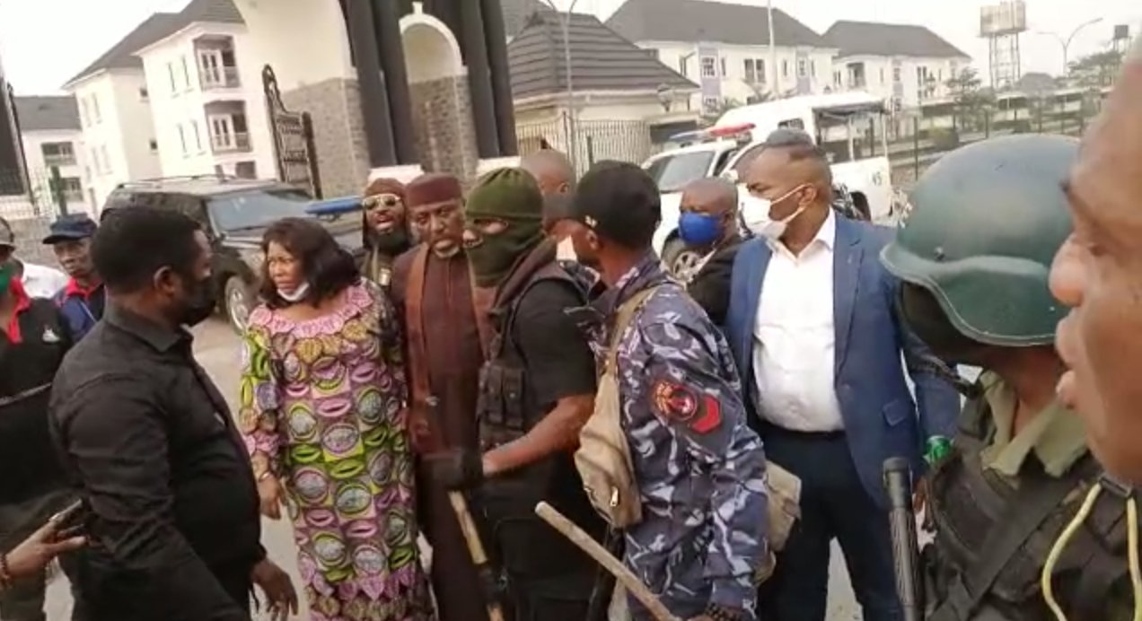 Imo: Police Release Senator Okorocha