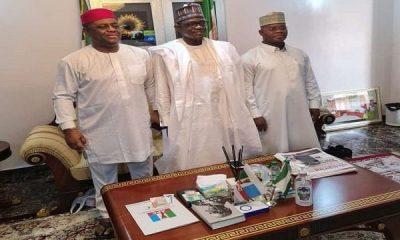 BREAKING: Fani-Kayode Has Returned To APC - Yahaya Bello (Video)