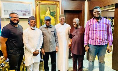 Fani-Kayode Meets Jonathan Amidst Rumored Defection To APC